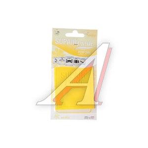 Ароматизатор подвесной пластина (ваниль) полимер SUPAIR FRESH SUPAIR FRESH ваниль, 00000000387