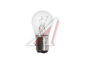 Лампа 12V P21/4W двухконтактная NARVA 17881, N-17881