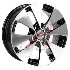 Диск колесный литой HYUNDAI Solaris KIA Rio (11-) R15 BD NEO 531 4x100 ЕТ48 D-54,1,