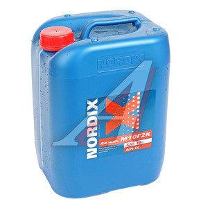 Масло дизельное М10Г2К мин.10лNORDIX NORDIX М10Г2К