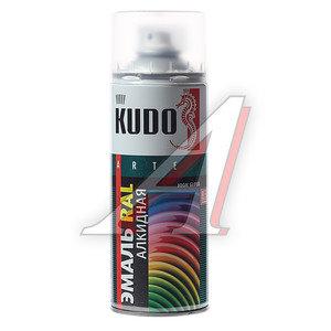 Краска серая галька RAL7032 520мл KUDO KUDO KU-07032 RAL, KU-07032