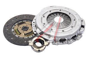 Сцепление HYUNDAI Porter в сборе (диск + корзина + муфта) VALEO PHC HDK-136, 41100-4B077/41300-4A000/41412-49670
