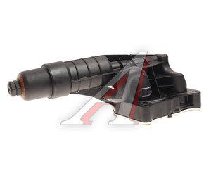 Теплообменник MERCEDES масляный в сборе с фильтром OE A2711801410