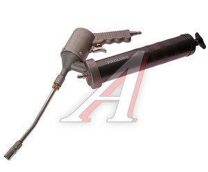 Шприц плунжерный пневматический 500мл автомат 400г/мин (трубка 150мм, насадка) PROLUBE PROLUBE PL-43303, PL-43303