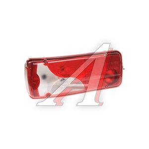 Фонарь задний SCANIA P,G,R,T VW Crafter Pickup левый (белое стекло) АМР разъем сбоку DEPO 449-1901L-WE-CR, 121825, 1756754/2021579/1906552/1508180/2129985