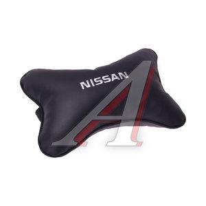 Подушка на подголовник NISSAN эко-кожа М5, 2000055786759