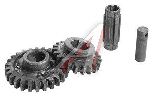 Ремкомплект МАЗ коробки отбора мощности полный (2 шестерни+2 вала) РКМАЗ503-4202020полный