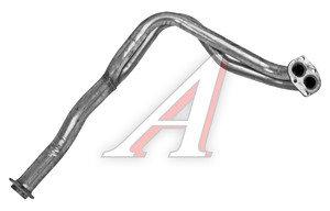 Труба приемная глушителя ВАЗ-21214 АвтоВАЗагрегат 21214-1203010-11, 21214-1203010