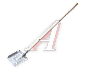 Лопата совковая нержавеющая сталь с черенком ИСТОК Сборка, 936071