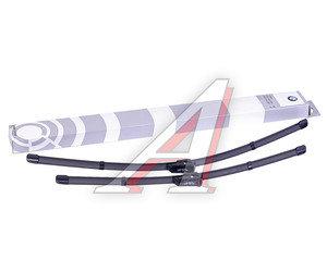 Щетка стеклоочистителя BMW X5 (E70),X6 (E71,72) (10/2011-) переднего комплект OE 61610038893