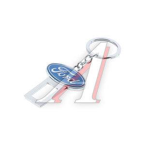 Заглушка-брелок ремня безопасности с логотипом FORD 10392,