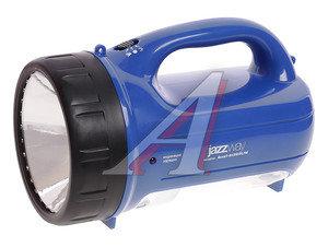 Фонарь-прожектор-светильник 2в1аккумуляторный (пластик), 2 з/у SLA (220V/12V) 6V/4.0Ah JAZZ way Accu7-H15W/PL7W, JAZZ way(Аккумуляторные),