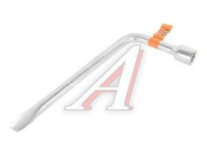 Ключ баллонный Г-образный 17мм L=350мм ЭВРИКА ER-34017
