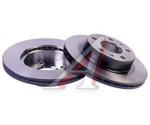 Диск тормозной FIAT Ducato (07-) (2.3) (Елабуга) (R16) передний (1шт.) (мин.2шт.) TRW DF2722