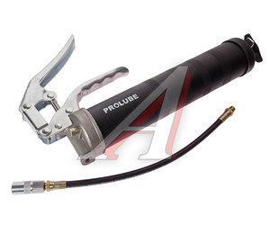 Шприц плунжерный рычажный 500мл пистолетного типа для одной руки (шланг 300мм, насадка) PROLUBE PROLUBE PL-43020, PL-43020