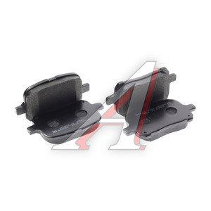 Колодки тормозные TOYOTA Camry (V20) LEXUS передние (4шт.) HSB HP5005, GDB3152, 04465-48060