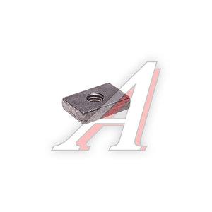 Пластина ВАЗ-2101 винта крепления салазок 2101-6810056