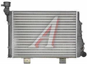 Радиатор ВАЗ-2107 алюминиевый ДААЗ 2107-1301012, 21070130101211, 2107-1301010-20