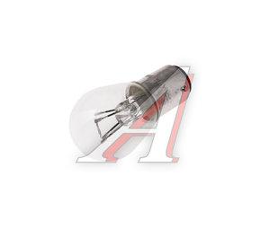 Лампа 12VхP21/5W (BaY15d) 2-х контактная стоп-сигнал/габарит БЭЛЗ А12-21+5-2, 00000-00-3466212-160