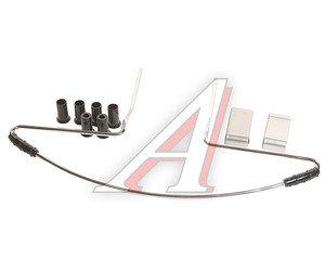 Вешалка в автомобиль на подголовник металл AVS 43662, AV-03