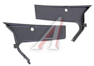 Накладка стойки ВАЗ-21099 окна боковины задняя комплект 21099-5402142/43, 21099-5402143