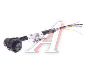 Штекер МАЗ угловой (6 проводов, байонет) CARGEN AX-525