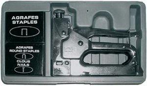 Степлер металлический 4-14мм кейс (1.2мм) FIT-32165