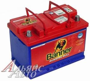 Аккумулятор BANNER Running Bull 70А/ч обратная полярность AGM 6СТ70 570 01, 83442