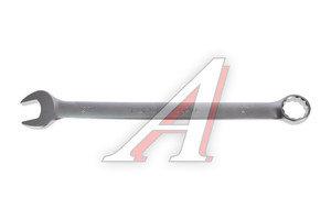 Ключ комбинированный 27мм 12-ти гранный прямой удлиненный FORCE F-75527L,