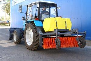 Оборудование МТЗ щеточное с поливом (500мл) САЛЬСК МК-7