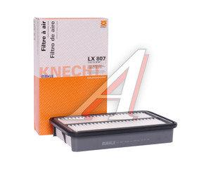 Фильтр воздушный TOYOTA MAHLE LX807, 17801-16020-83