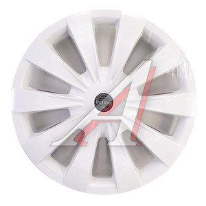 Колпак колеса R-13 декоративный белый комплект 4шт. ОКТАВА ОКТАВА бл R-13