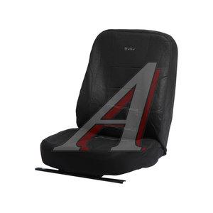 Авточехлы универсальные полиэстер на передние сиденья (L) черные Concord 2 front PSV 123785, 123785 PSV