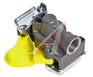 Головка соединительная тормозной системы прицепа 22мм (грузовой автомобиль) желтая комплект WABCO 452 200 012 0/212 0 (желтая), 400 604 328 0, 452.200.012.0