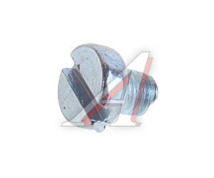 Винт М4х0.7х4 цилиндр под шлиц DIN84