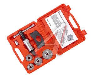 Набор инструментов для сведения тормозных цилиндров в кейсе 7 предметов FORCE F-658, 658,