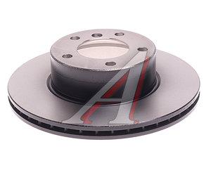 Диск тормозной BMW 5 (E39) передний (1шт.) TRW DF2769, 34116767061