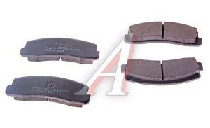 Колодки тормозные ВАЗ-2121,2123 передние (4шт.) PILENGA 2121-3501090, FD-T 2002, 2123-3501090