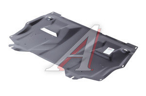 Защита картера VW Polo Sedan AUDI A1 (10-) SKODA Rapid (12-) АВТОБРОНЯ 111.05842.1