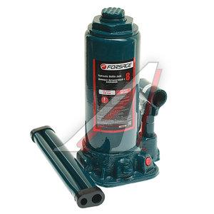 Домкрат бутылочный 8т 200-385мм с клапаном FORSAGE 90804, FS-T90804