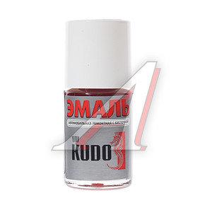 Краска белая с кистью 15мл RENAULT Logan F30 Blanc de Neige KUDO KUDO RENAULT F30, KU-72100