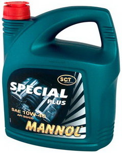 Масло моторное SPECIAL PLUS мин.1л MANNOL MANNOL SAE10W40, 00054