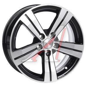 Диск колесный литой VW Polo Sedan SKODA Rapid R16 Мицар алмаз СКАД 5х100 ЕТ38 D-57,1