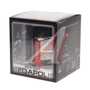 Ароматизатор на панель приборов гелевый (океана энергия) 60мл Megapolis FKVJP MGSL-102