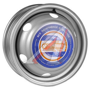 Диск колесный ГАЗ-3302 усиленный 1шт. ЛЮКС РЕМОФФ 3302-3101015-05, Р3302 00-3101015-10Р, 3302-3101015