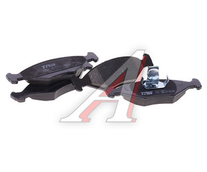 Колодки тормозные FIAT Siena (01-) передние (4шт.) TRW GDB1751, 7084811