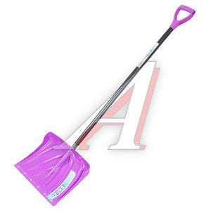 Лопата снеговая фиолетовая SWISS 304