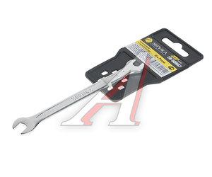 Ключ рожковый 6х7мм CrV Pro ЭВРИКА ER-50607
