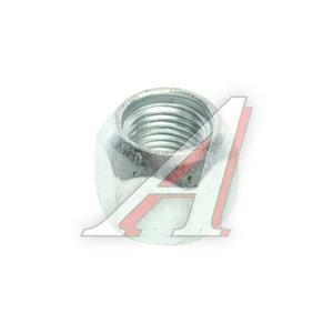 Гайка колеса ВАЗ-2121 М12х1.25х22 литой диск открытая ключ 19 2121-3101040ЛДIMPORT, 2121-3101040