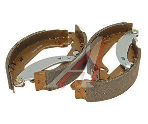 Колодки тормозные RENAULT Clio 2 задние барабанные (4шт.) FENOX BP53019, GS8669, 7701205758